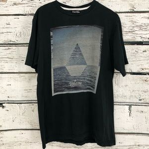 Volcom Graphic Tee VSCO girl Oversized men's MED
